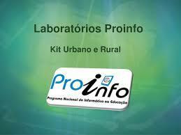 ProInfo Rural e ProInfo Urbano