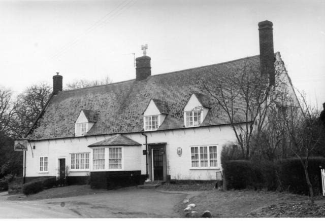1925 - 1937 Rose Gooch is landlady of The Fox