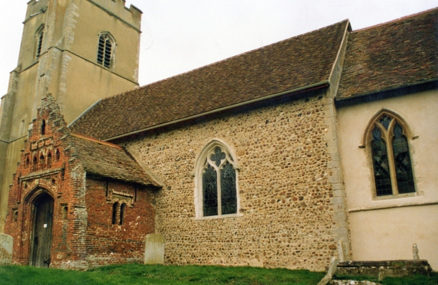 Rev Alfred Johnson made Rector of St Mary's