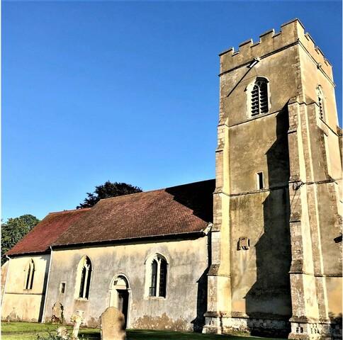 Rev John Wardle made Rector of St Mary's