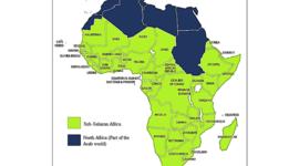 Books set in Sub-Saharan Africa timeline