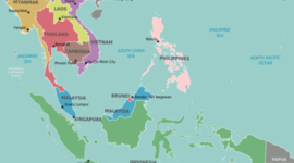 Books set in South East Asia timeline