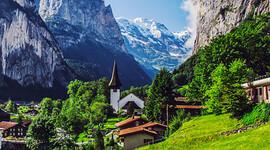 Books set in Switzerland timeline