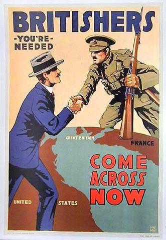 WWI; el gobierno británico inicia un programa de certificación deproveedores.