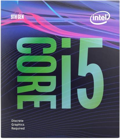 Procesador: Intel Core i5 9400F