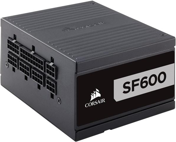 Fuente: Corsair SF600 80 Plus Platinum
