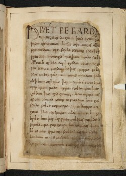 450-1066 Olg England period