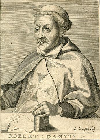 Roberto Gaguin. (1433-1501).
