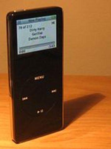 first-generation iPod Nano.