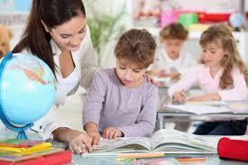 Reforma a los programas de primaria. Las siete áreas programáticas.