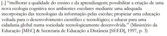 Programa Nacional de Informática na Educação - ProInfo