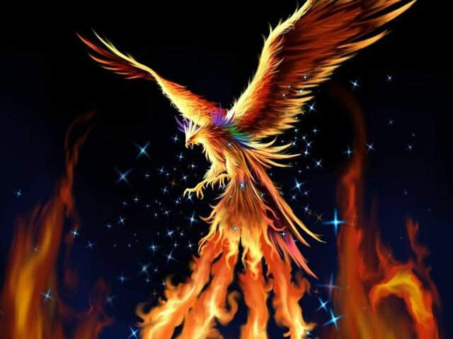 The first entelexeia gets created and is made the entelexeia of fire