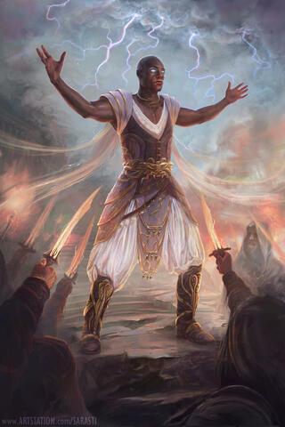 The god of Thunder was born