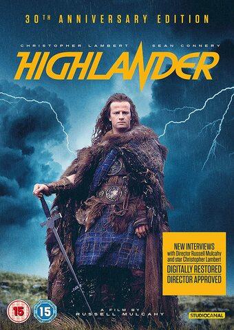 """Highlander """"Los Inmortales"""" (película)."""