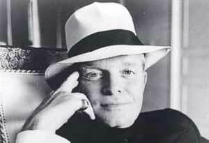 Truman Capote. (1924-1984).