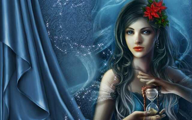 The Goddess of Fire Phamphion Himitsu gave brith