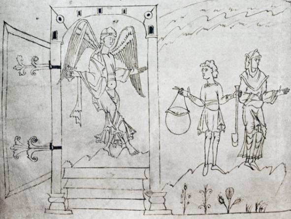Caedmon or Junius Manuscript