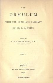 Ormulum