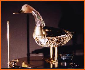 le canard de vaucason