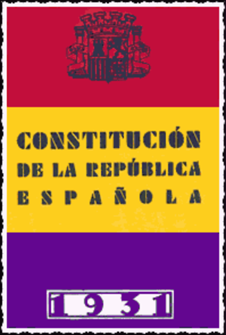 Constitucion de la Republica Española