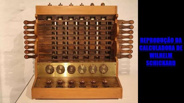 O matemático e filósofo francês Blaise Pascal cria a primeira calculadora  do mundo baseado em seus algoritmos.