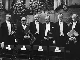 Watson eta Crick-en Nobel saria