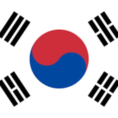 South Korea history timeline