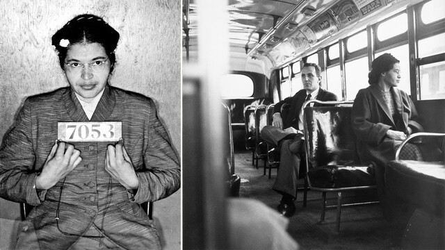 Montgomery Bus Boycott and Rosa Parks