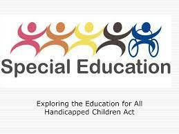 1975 Education for All Handicapped Children Act