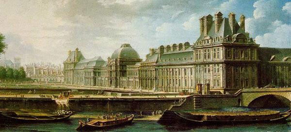 il ritorno a Tuileries
