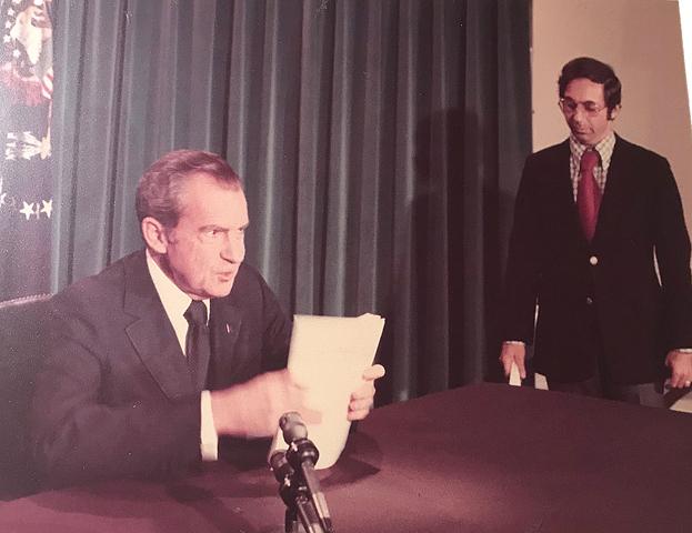 President Richard Nixon's Resignation
