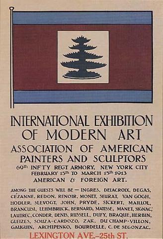 Armory Show. - Exposición Internacional de Arte Moderno.