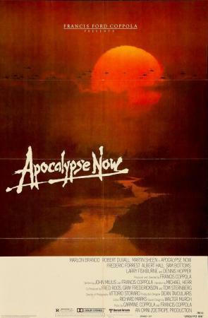 """Apocalypse Now"" por Francis Ford Coppola."