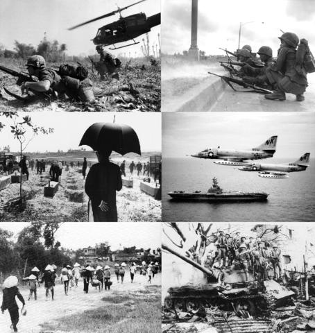 Guerra de Vietnam. (1955-1975).
