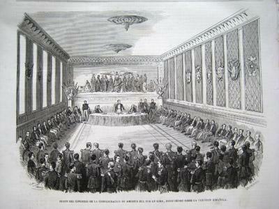 Congreso de la Confederación. (1781-1789).