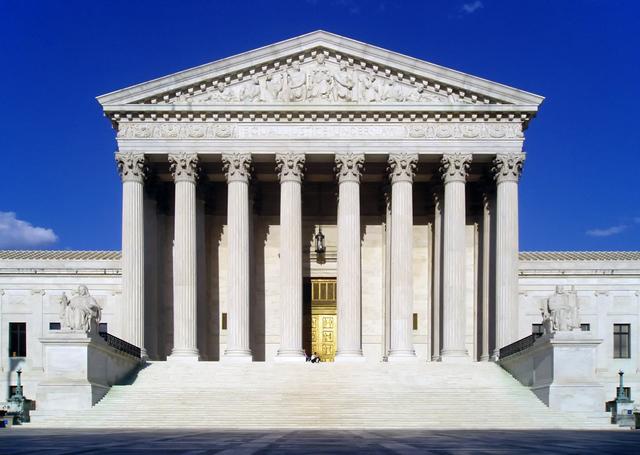 Corte Suprema de los Estados Unidos.