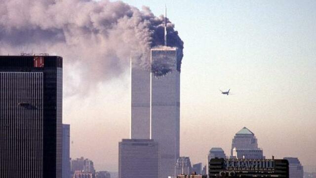 Atentados al World Trade Center.