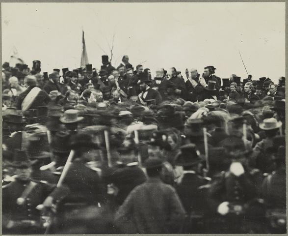 Discurso de Gettysburg.