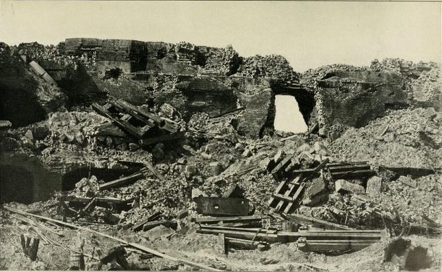 Segunda batalla de Fort Sumter.