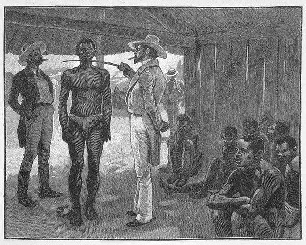 Fi esclavitud cubana