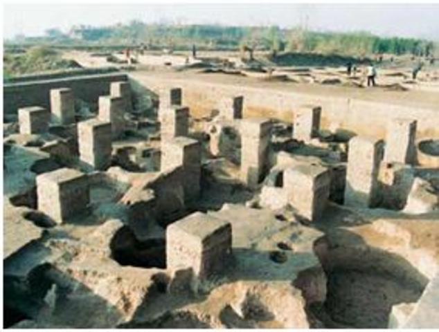 2,000 B.C.E.