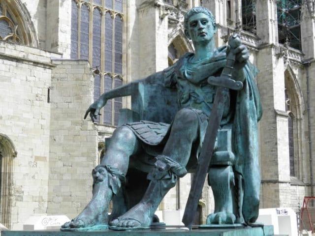 Constantí I i Licini (313-317)