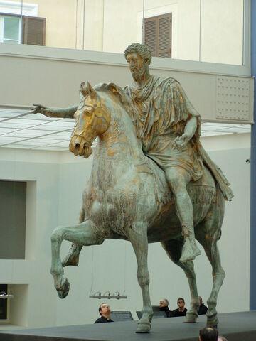 Marc Aureli i Luci Ver (161-180/169)