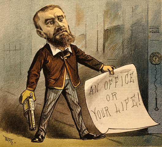James Garfield Assassination