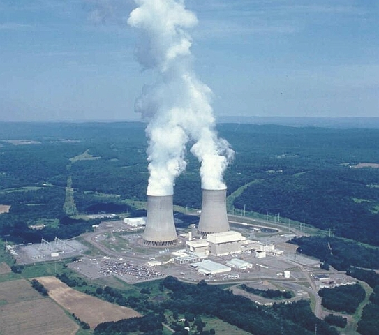 1st Commercial Nuclear