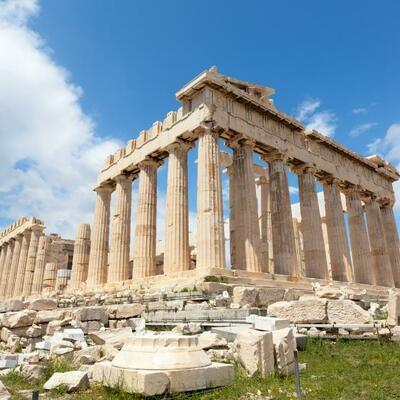 Det antikke Grækenland og bystaterne timeline