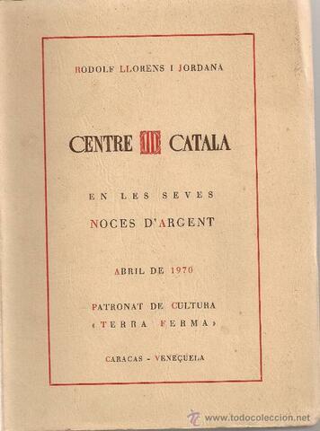 Dissolució Centre Català