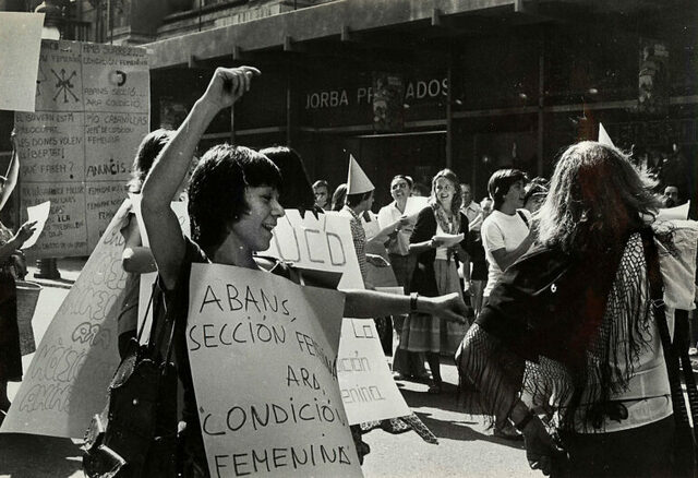 Fundació de la primera organització feminista