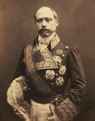 Inicio de la Regencia del general Serrano.