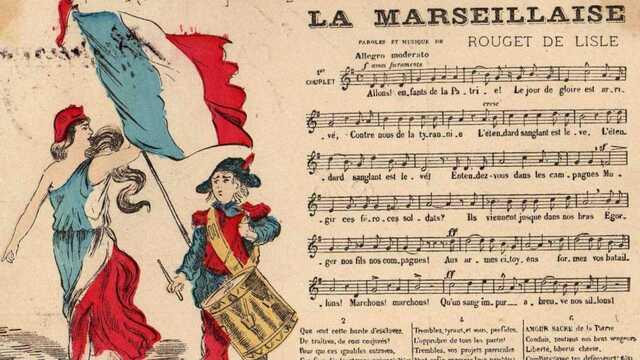 """CREACIÓN DE """"La Marsellesa"""""""